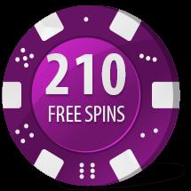 free spins på Slots Magic casino