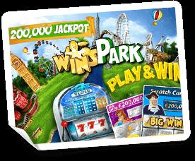 winspark casino login