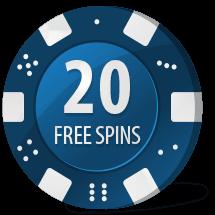 free spins på casinoheroes