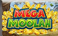Mega Moolah Logga