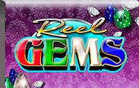 Reel Gems Logga