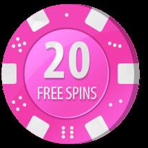 free spins på vera john casino