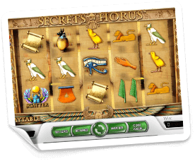 Secret-of-Horus-slot
