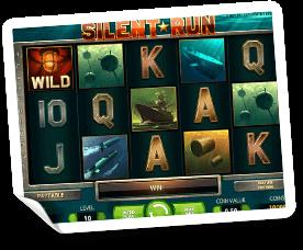 Silent-Run-slot