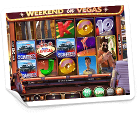 Weekend-in-Vegas-slot