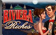 Riviera Riches Logga