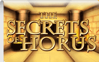 Secrets of Horus Logga