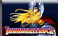 Thunderstruck Logga