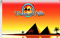 Treasure Nile Logga