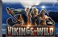 Vikings Go Wild Logga