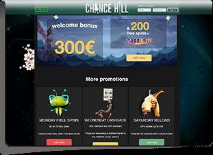 Chance Hill Skärmdump