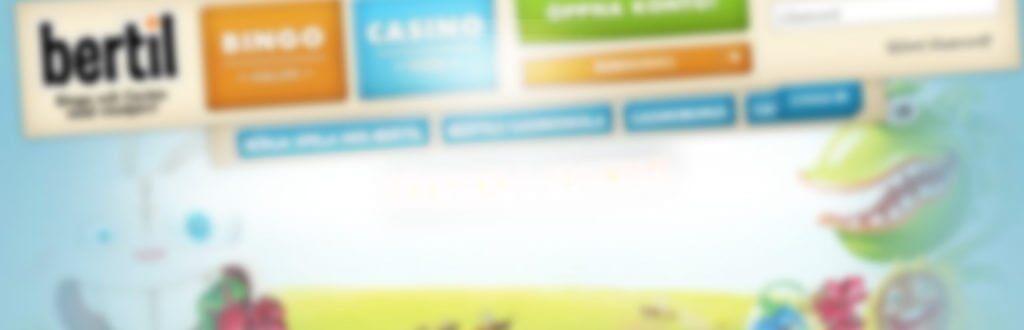 Bertil casino bakgrundsbild för nyheter och recensioner