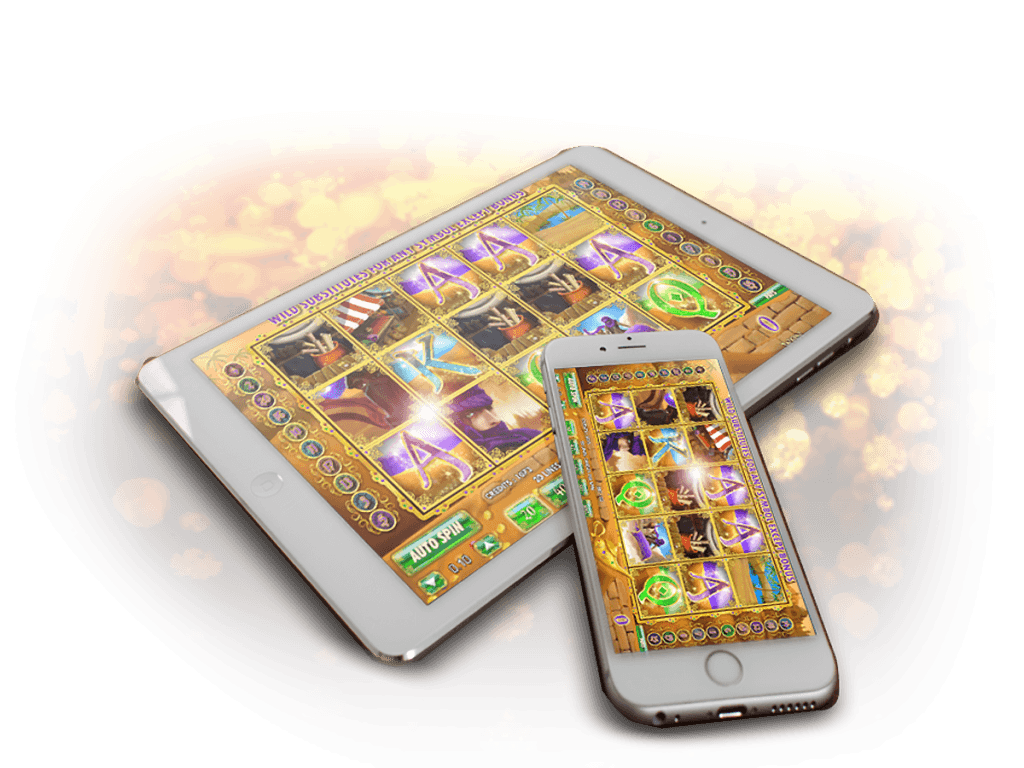 IOS / Android - Free Chain Reactors Mobile Slot Machine