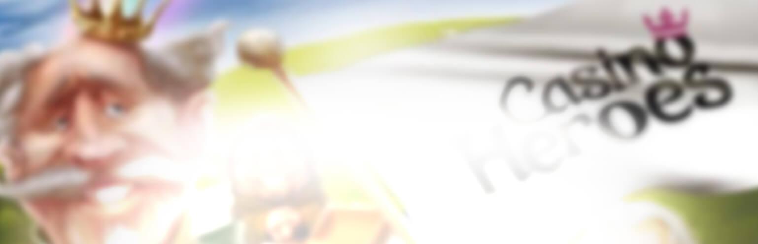 Casino Heroes äventyret bakgrundsbild