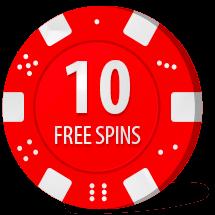 free spins på royal panda casino