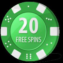 free spins på luckycasino