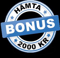 bonus på swedencasino