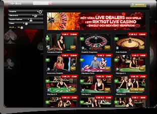Casino live spel y8