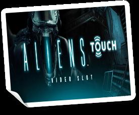 aliens spelautomat