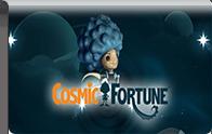 Cosmic Fortune Logga