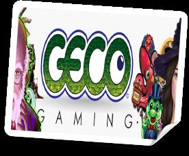 spelautomater från geco gaming