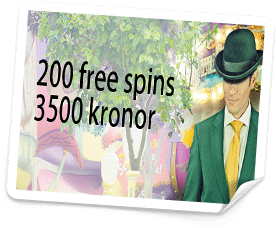 mr green casin free spins