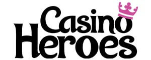 Casino Heroes Logga