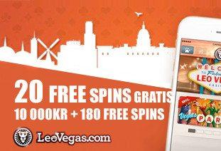 Leo Vegas utvald bild