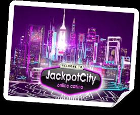 välkomstbonus på jackpotcity