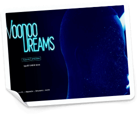online casino voodoo dreams