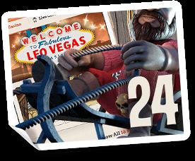 leovegas casino free spins