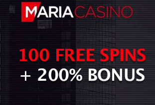 Maria Casino Logga