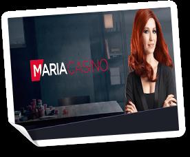 live casino på maria casino