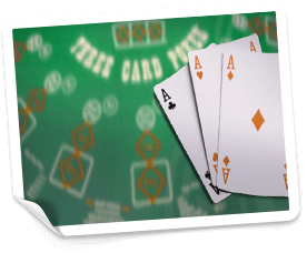 bäst strategi på trekortspoker