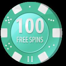 free spins på aha casino