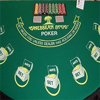 caribbean stud live casino