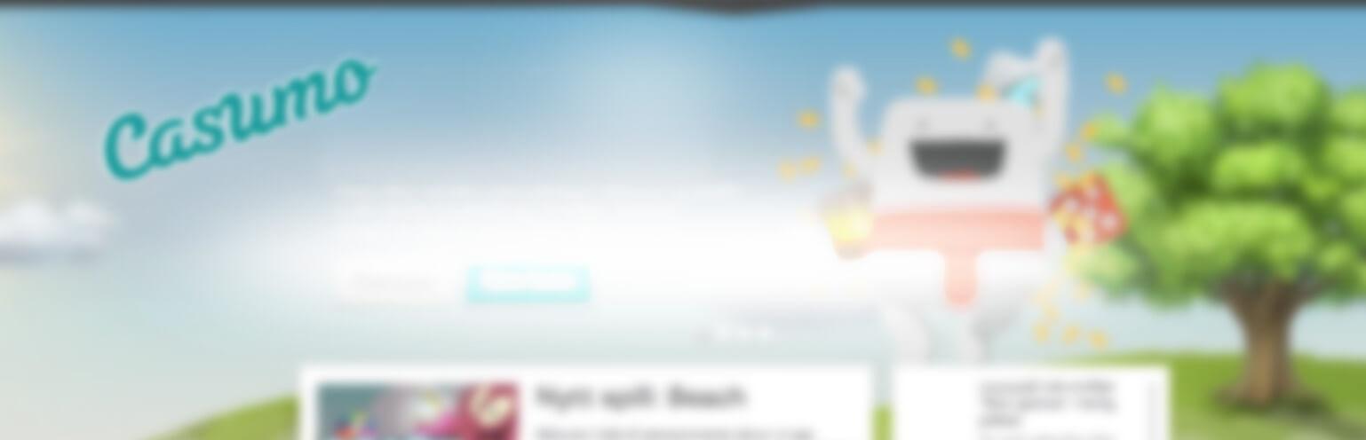 Ny spelutvecklare hos Casumo bakgrundsbild