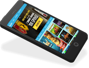 mobile casino på heyspin casino