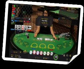 live casino på joker casino