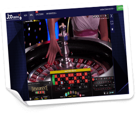 live casino på joo casino