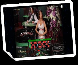 live casino på kaiserslots