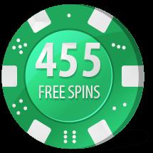 free spins på mr green casino