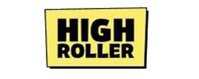 Highroller casino Logga