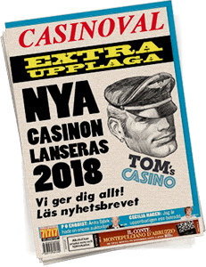 Nya svenska casinon 2018