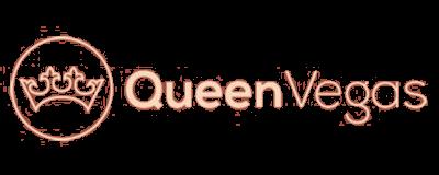 Queen Vegas nya logga