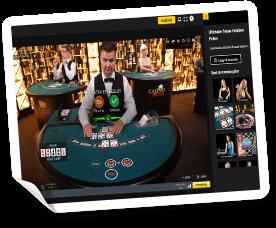 live casino på bwin casino