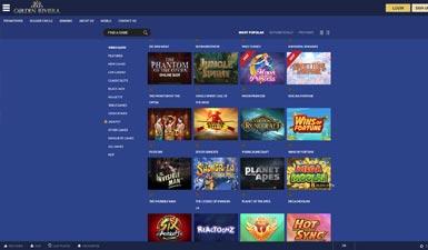 Casumo, onlinecasino med ett urval av över 600 spel