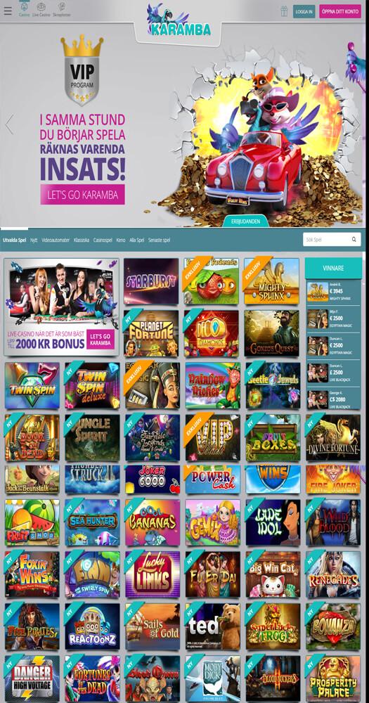 casino karamba.com
