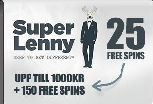 bonus på superlenny casino