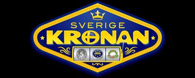 SverigeKronan live casino Logga